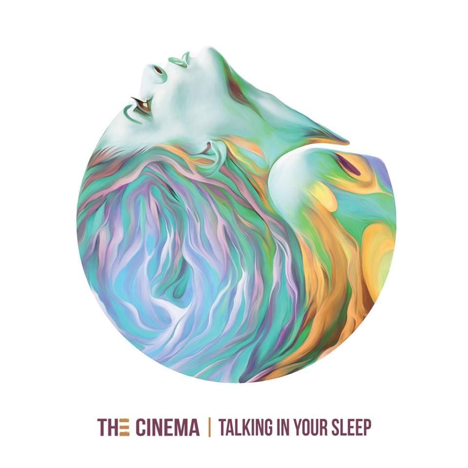 the cinema talking in your sleep